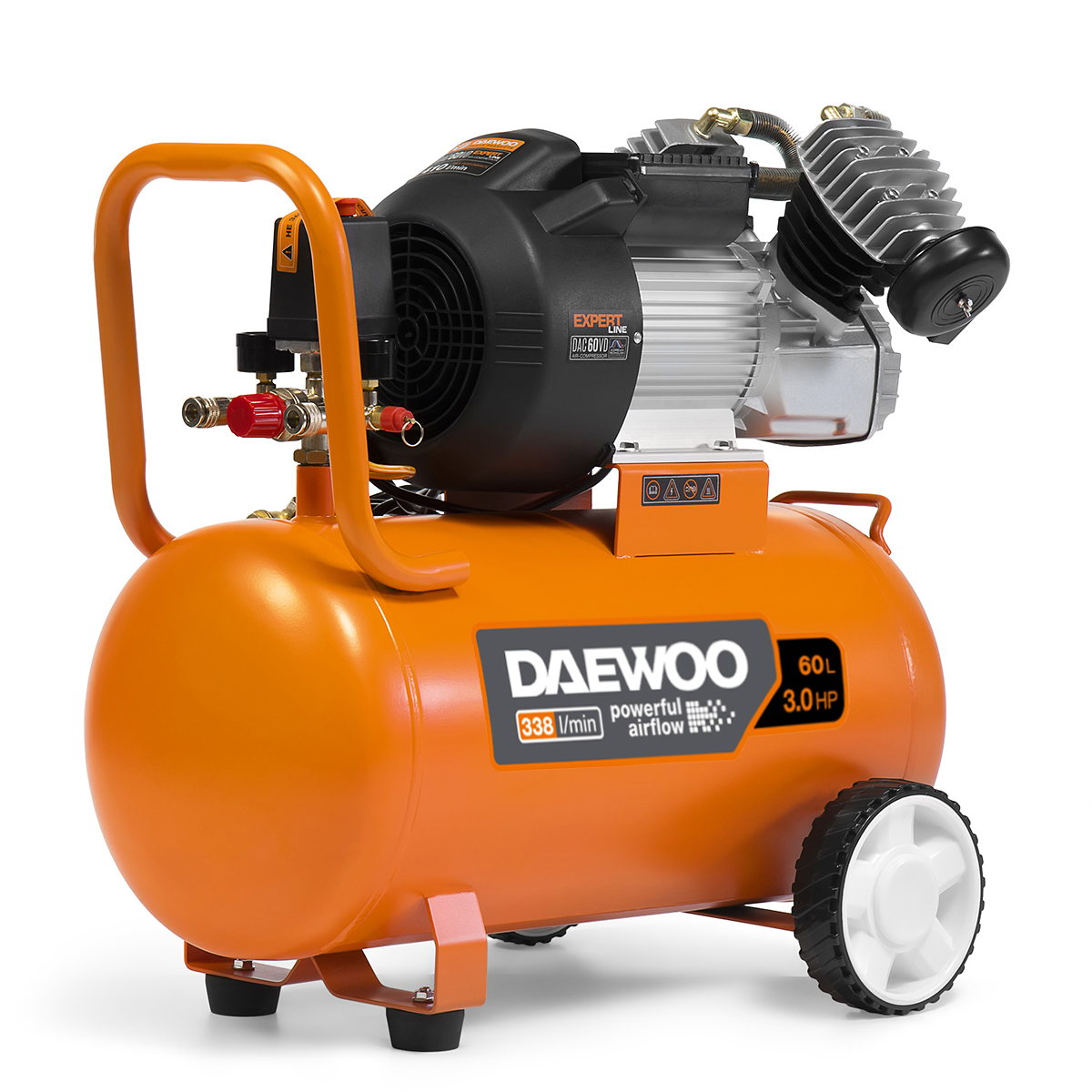 Air Compressor Daewoo DAC 60VD