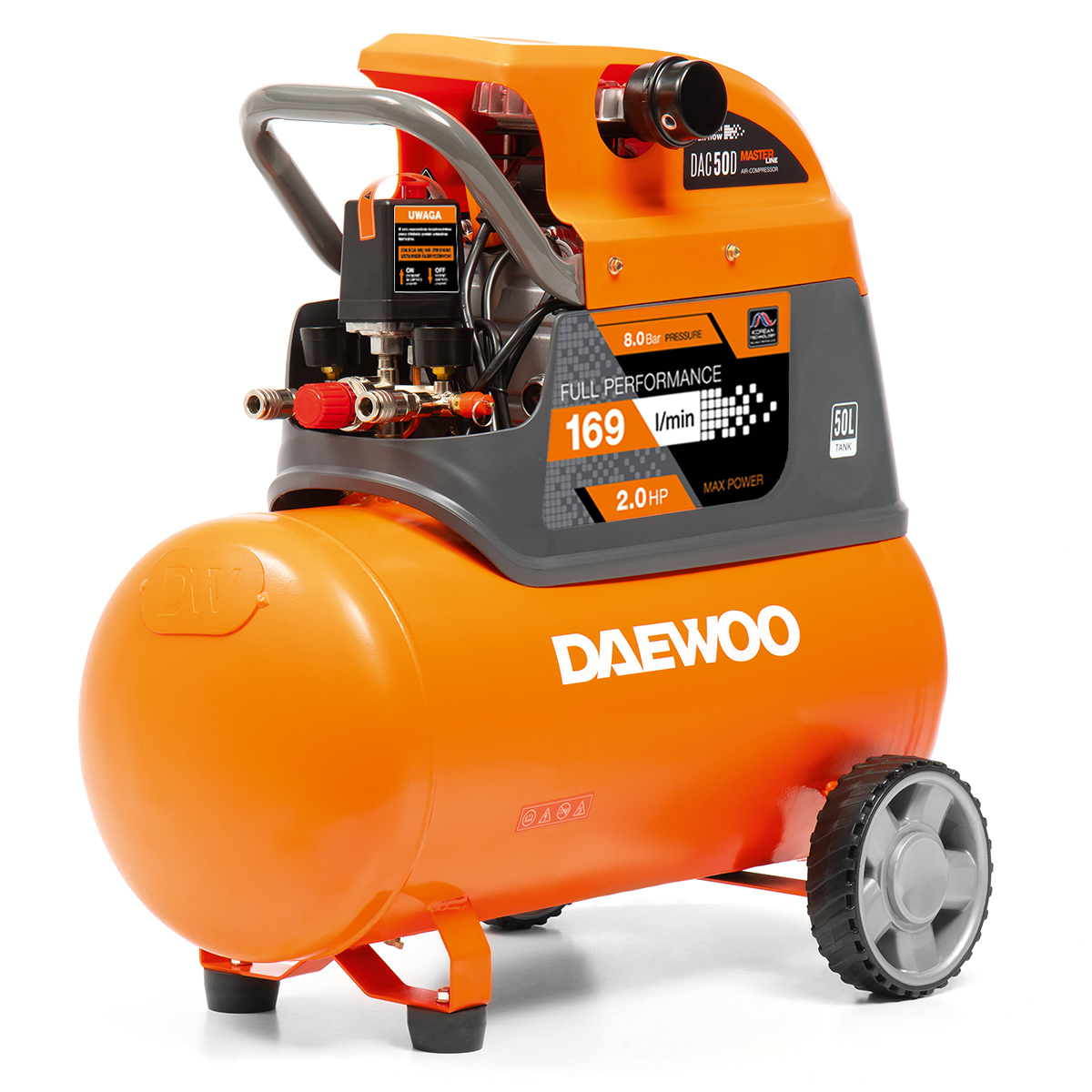 Air Compressor Daewoo DAC 50D