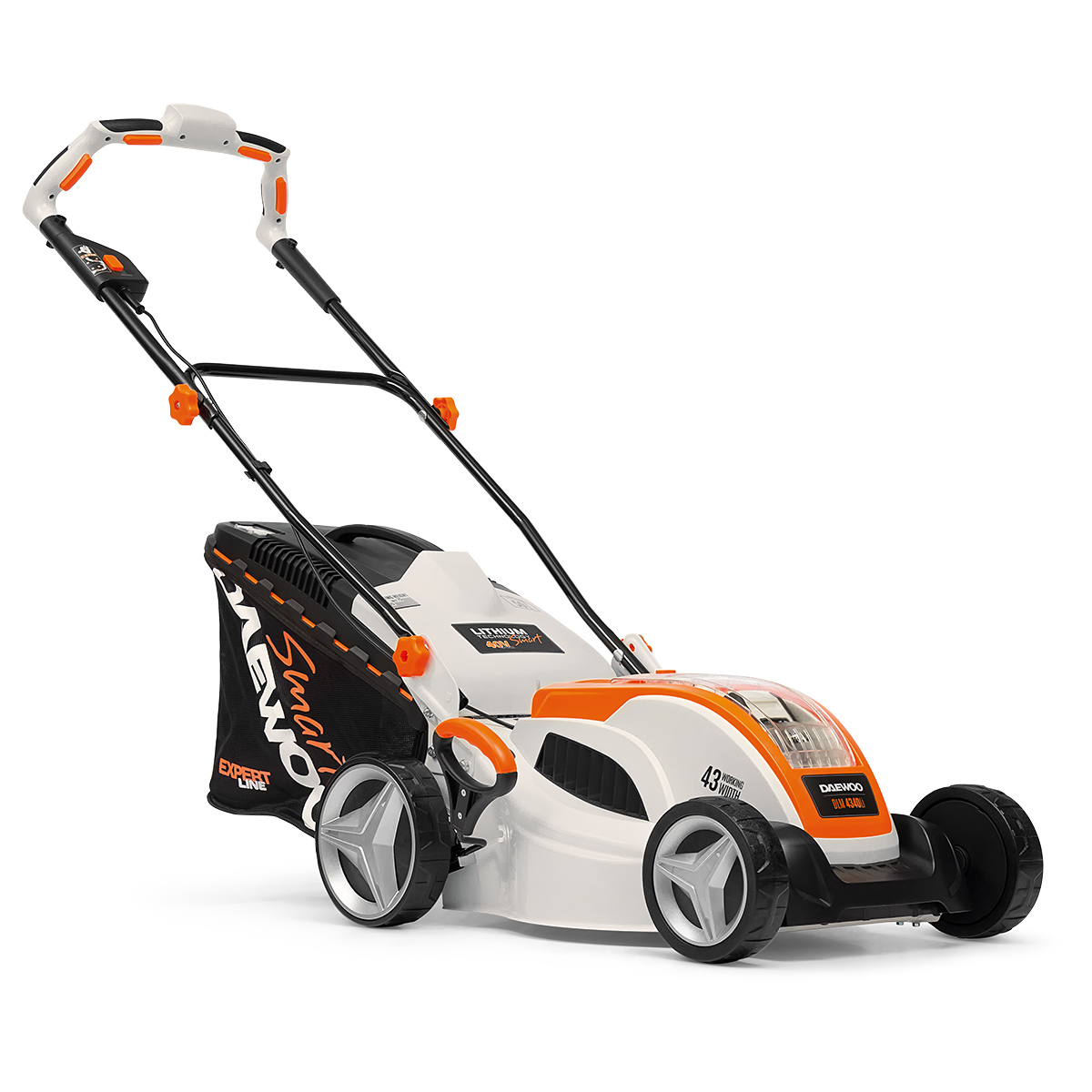 Battery Lawn Mower Daewoo DLM 4340Li