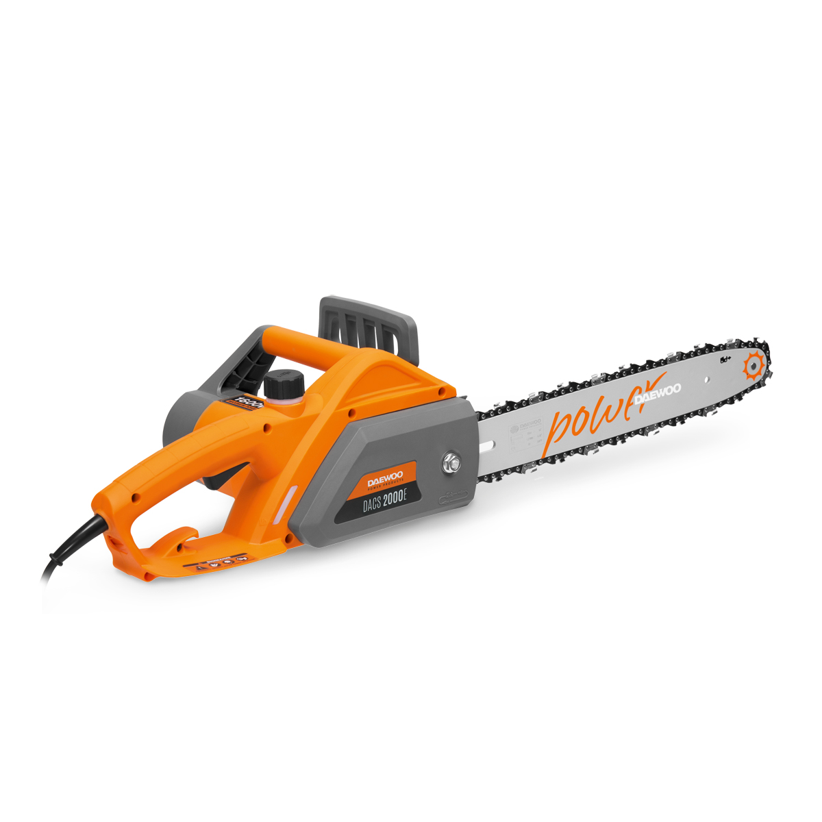 Electric Chainsaw Daewoo DACS 2000E