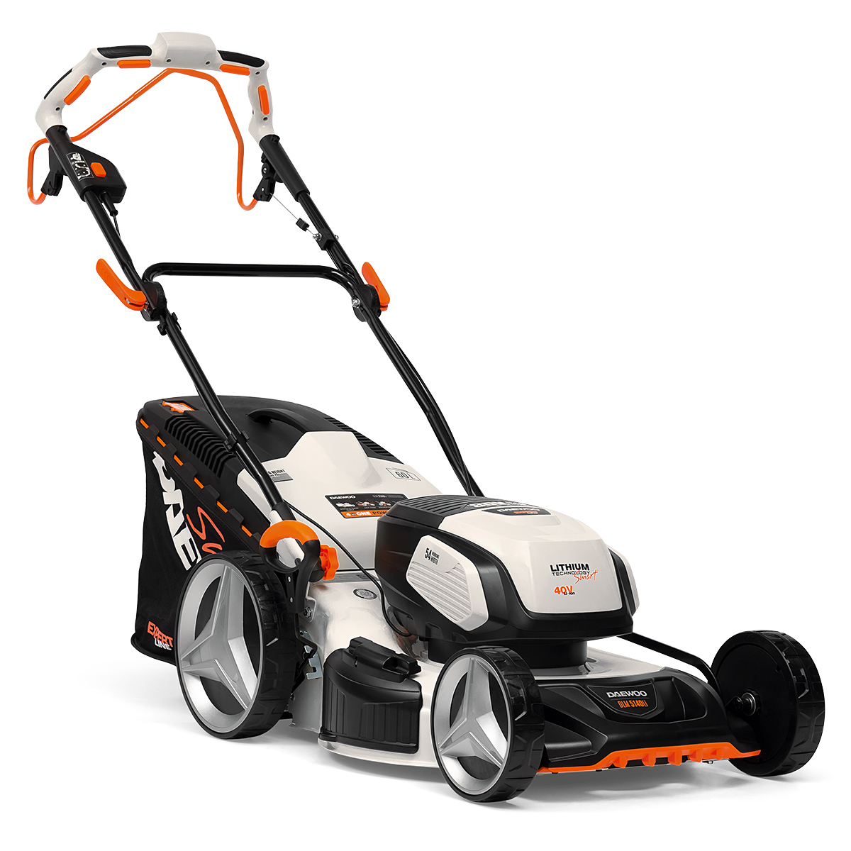 Battery Lawn Mower Daewoo DLM 5140Li